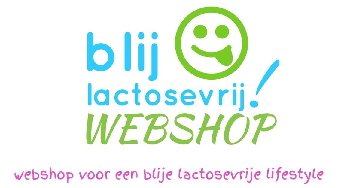 Webshop voor een blije lactosevrije lifestyle