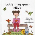 lotje mag geen melk boek melkallergie lactose intolerantie kind kinderen