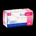 kerutabs lactase enzym tabletten lactasepillen 2300 fcc