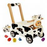 loopwagen en duwwagen koe i'm toy lactose intolerantie koemelkallergie