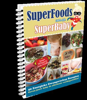 50 Superfoods voor een Superbaby
