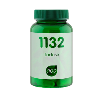 AOV Lactase Caps 1132 (vegan!) 10.500 FCC