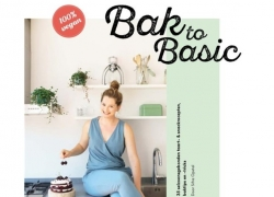 Bak to Basic (vegan kookboek!)