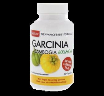 Natusor Garcinia Cambogia Hca – 60 capsules (lactosevrij!)