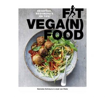 Fit Vegan Food (Recepten, weekmenu's en tips!)