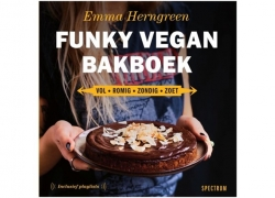 Funky Vegan Bakboek (vol romig zondig zoet)