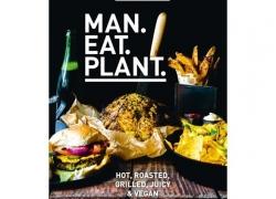 Man Eat Plant (hot, roasted, grilled, juicy & vegan!)
