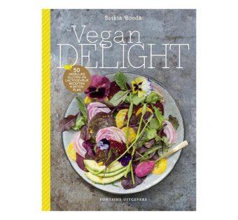 Vegan Delight (50 glutenvrije en lactosevrije recepten en detoxplan)