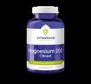 Vitakruid Magnesium 200 Citraat Tabletten, 100 tabletten